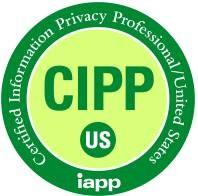 CIPP Certification Badge