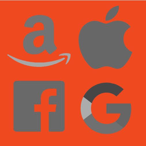 Google Apple Facebook Antitrust