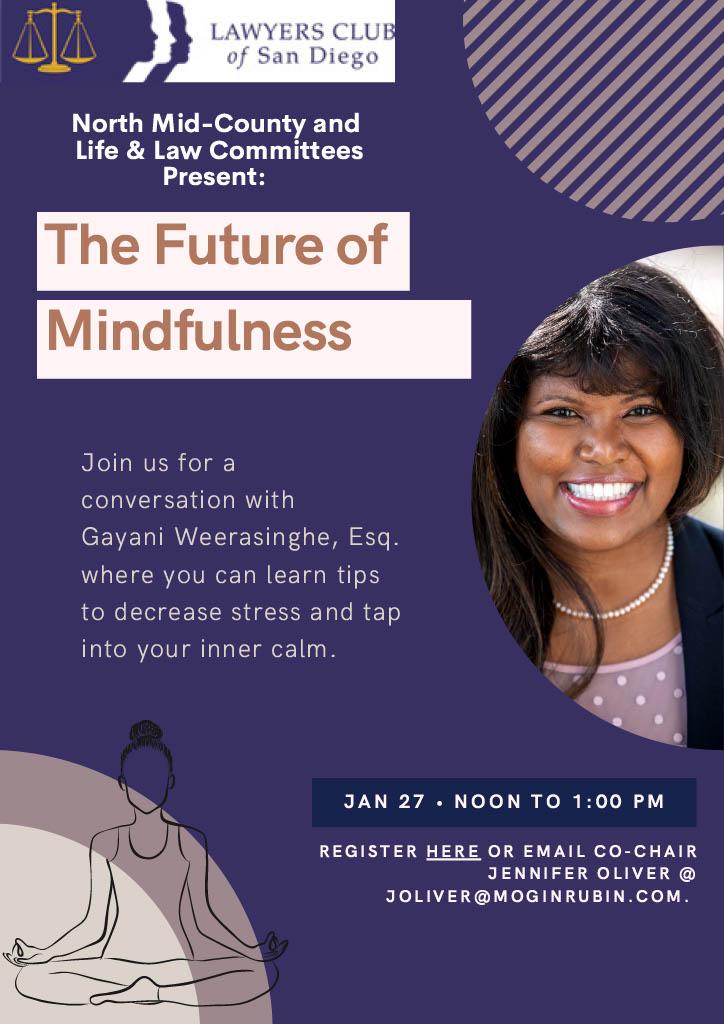 LCSD Flyer - Mindfulness